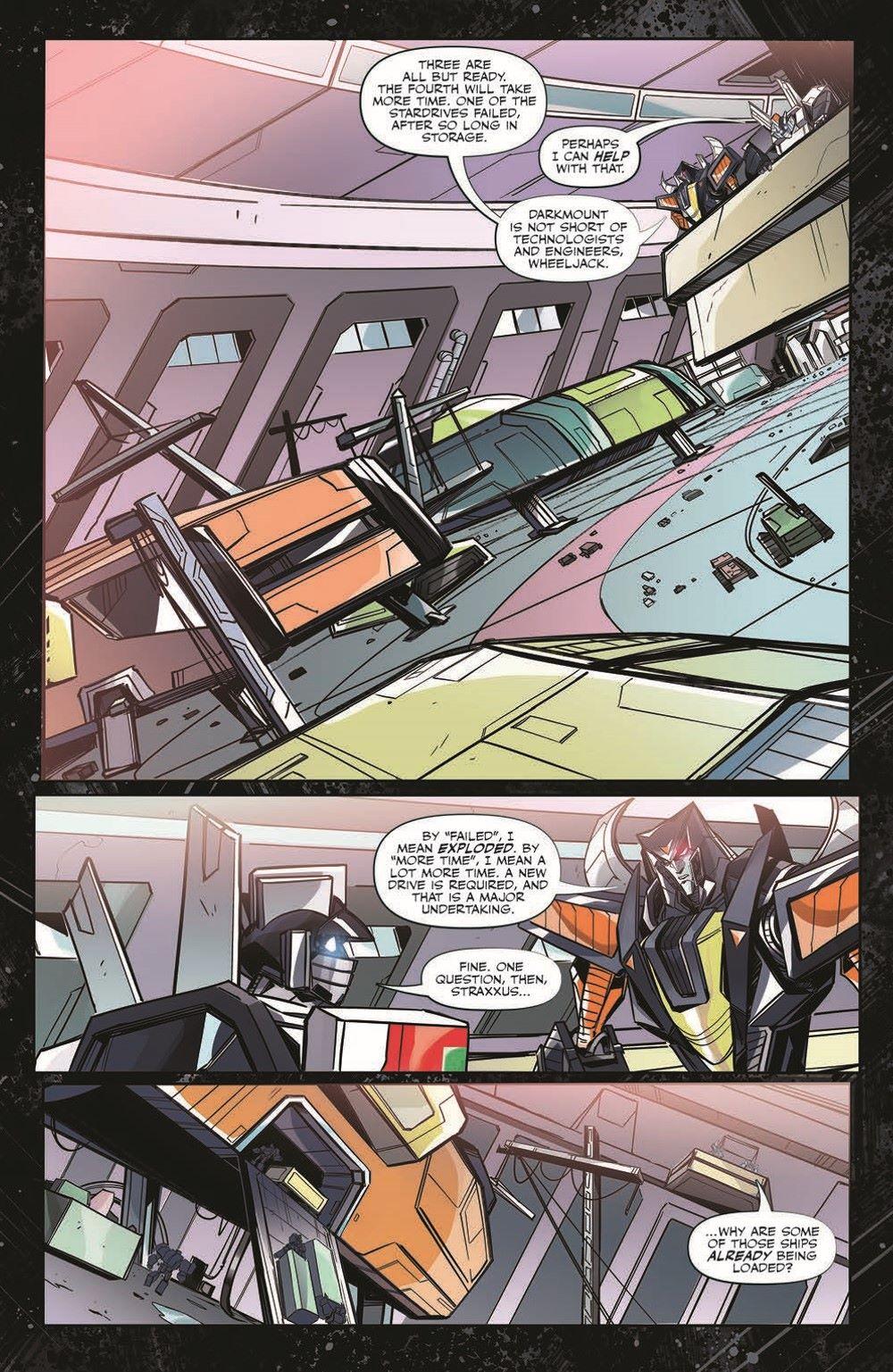 TFEscape04-pr-9 ComicList Previews: TRANSFORMERS ESCAPE #4 (OF 5)