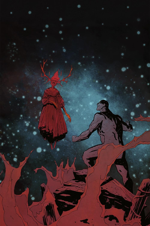TFOGWAU_i2_FC_FNL Dark Horse Comics September 2021 Solicitations