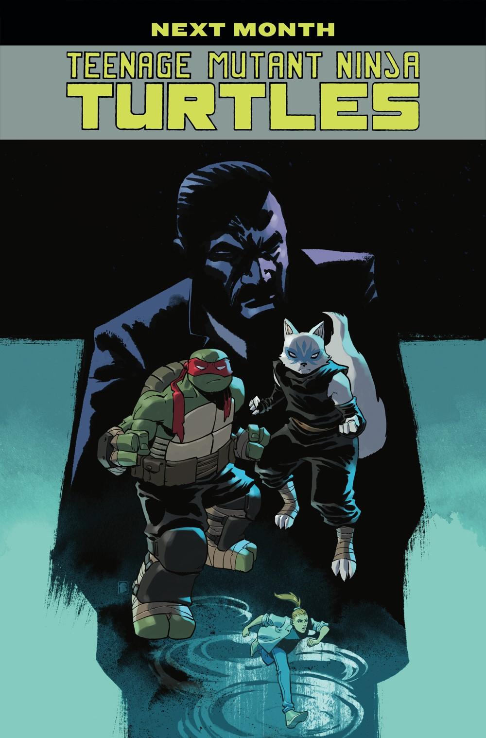 TMNT118_Next ComicList Previews: TEENAGE MUTANT NINJA TURTLES #118