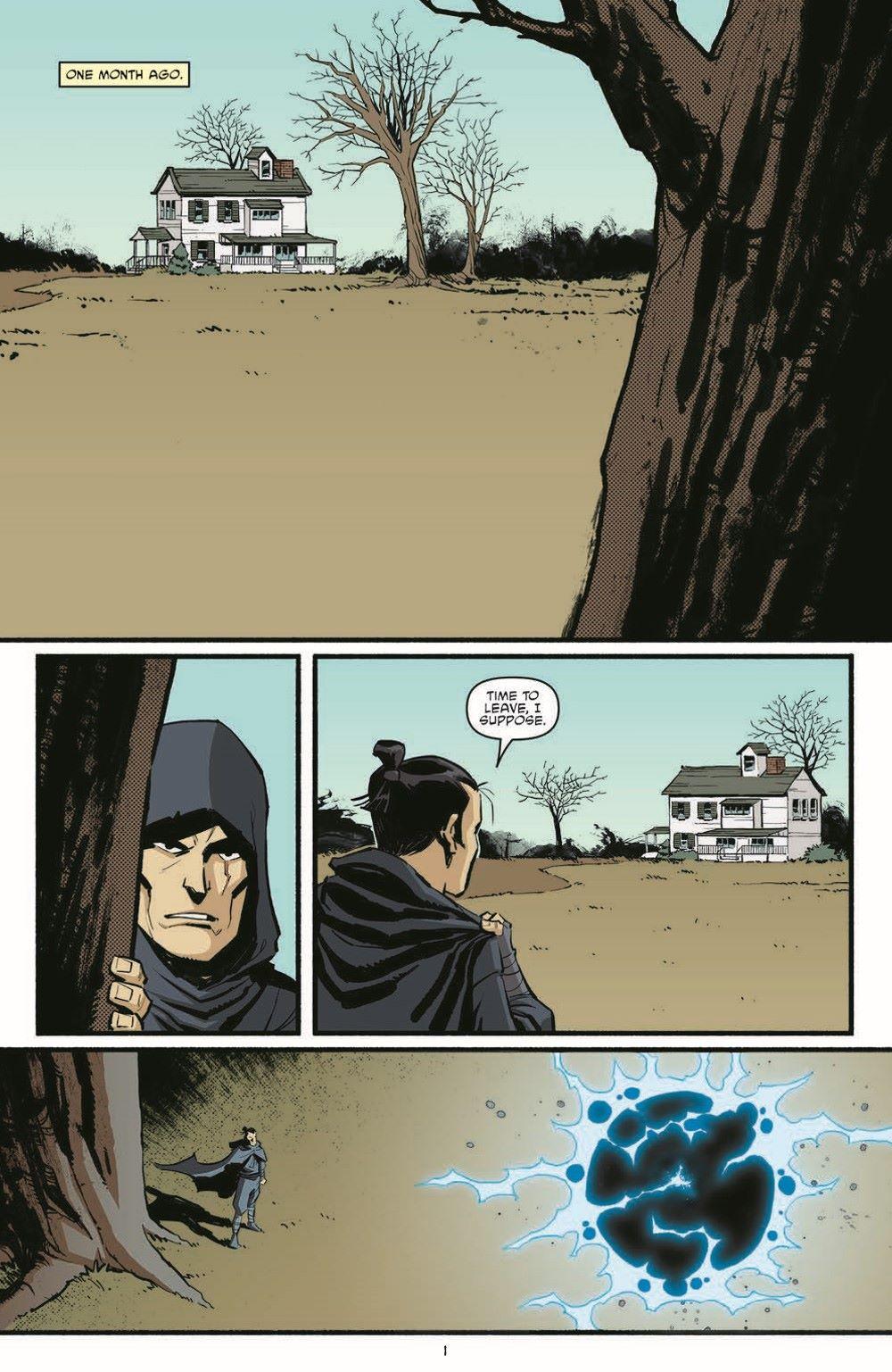 TMNT118_pr-3 ComicList Previews: TEENAGE MUTANT NINJA TURTLES #118