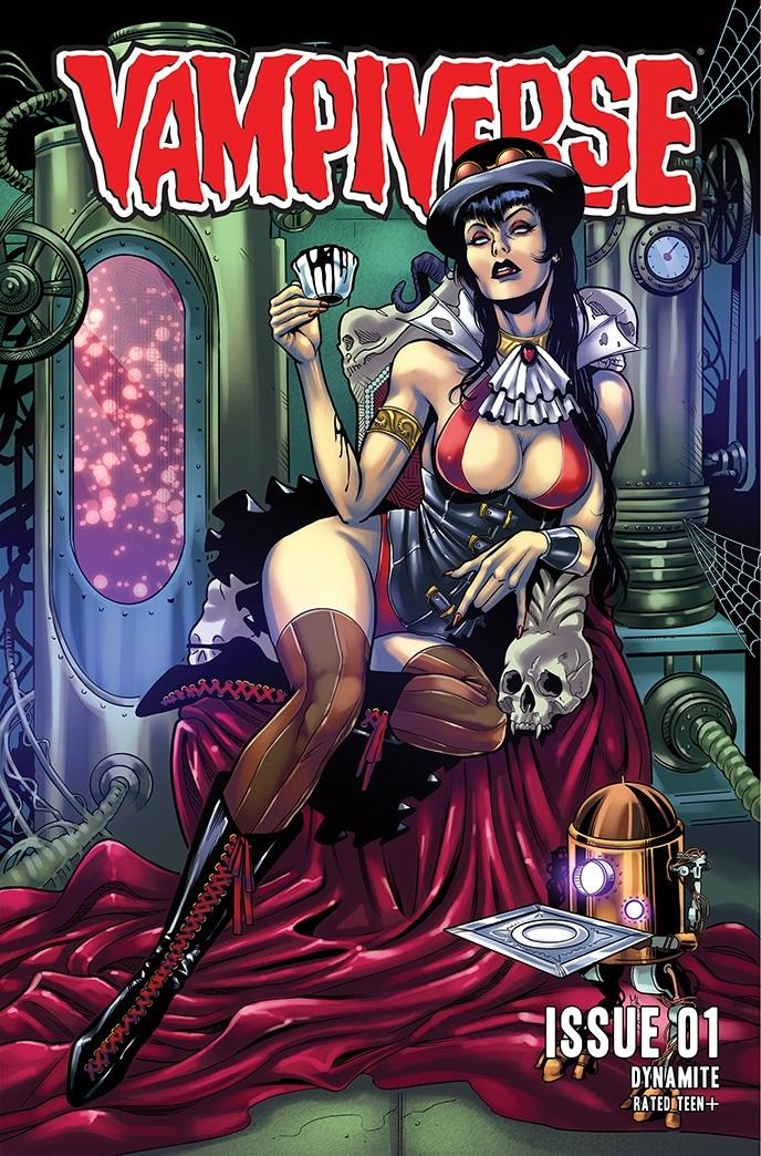 Vampiverse-01-01031-C-Sanapo-1 Dynamite Entertainment September 2021 Solicitations