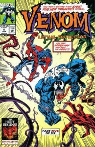 Venom-Lethal-Protector-5-194x300 Hottest Comics 6/17/21: Everything's Coming Up Venom