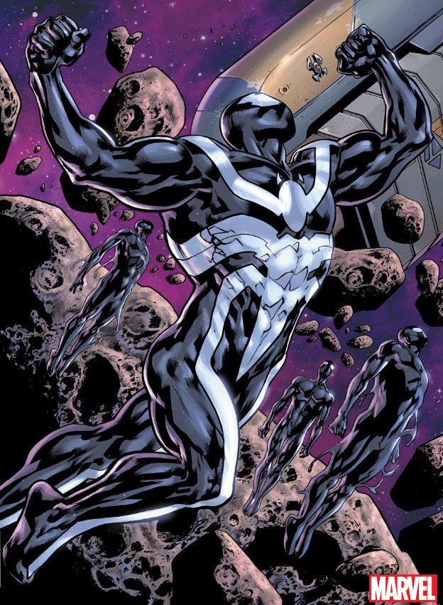 Venom_Announcement The next era of VENOM arrives in November