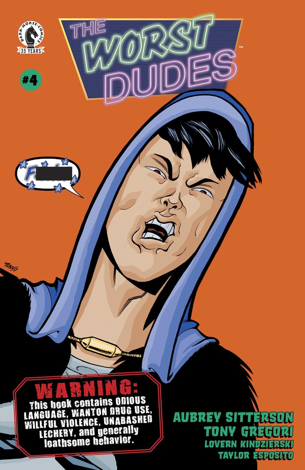 WDUDES_i4_CVR_4x6_SOL Dark Horse Comics September 2021 Solicitations