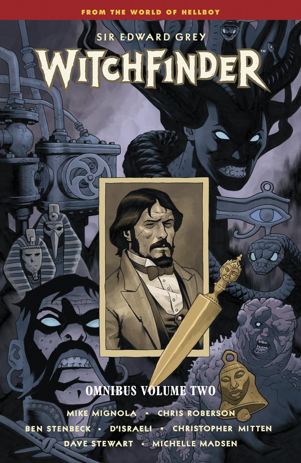 WFOV2_CVR_4x6_SOL Dark Horse Comics September 2021 Solicitations