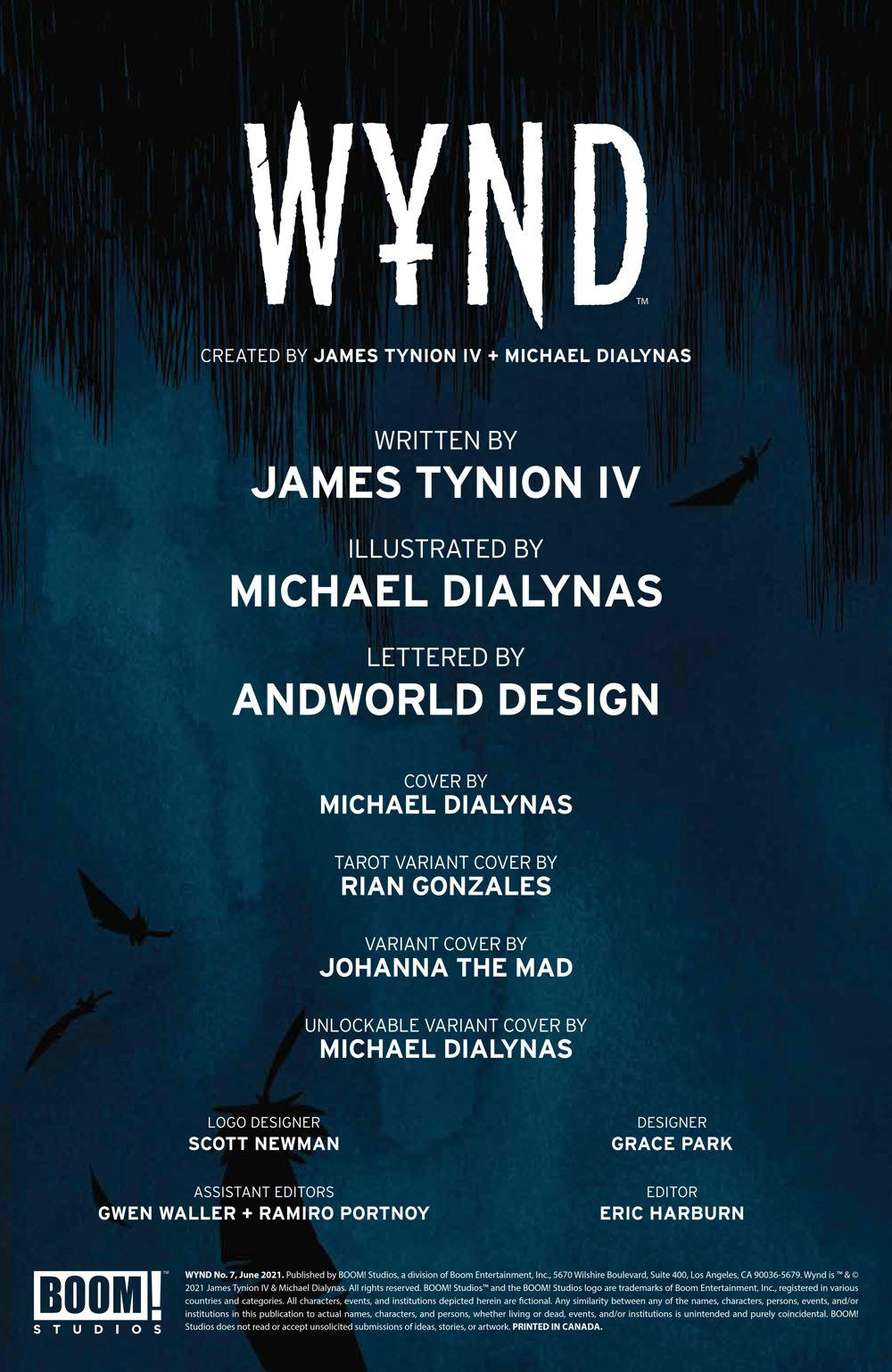 Wynd_007_PRESS_2 ComicList Previews: WYND #7