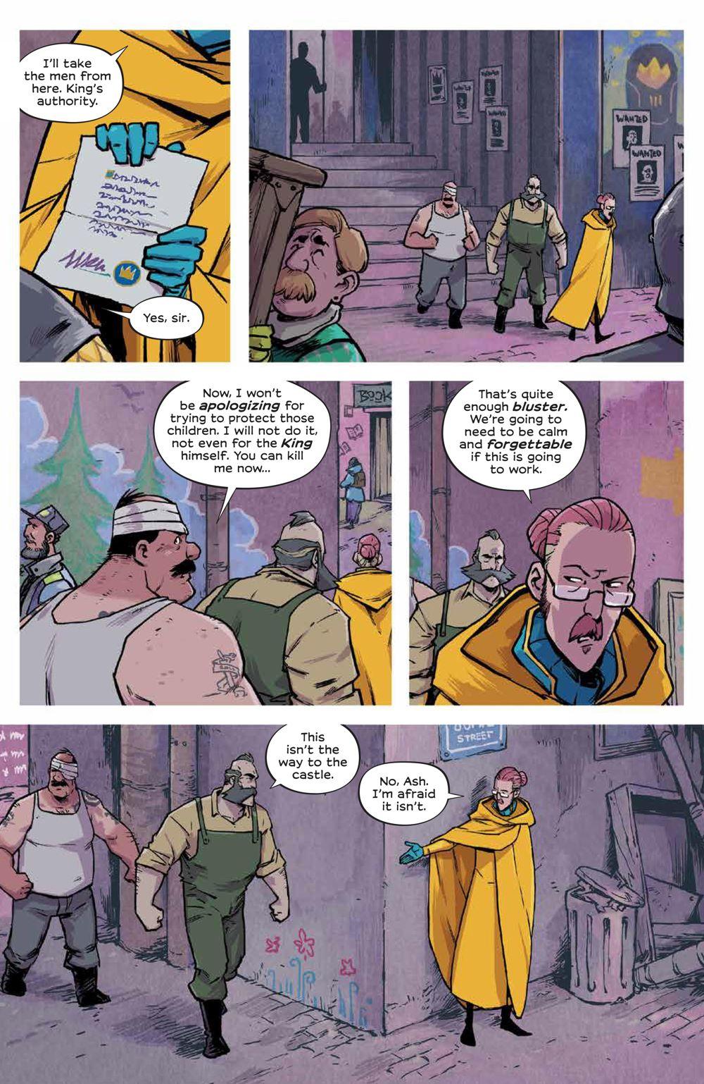 Wynd_007_PRESS_5 ComicList Previews: WYND #7
