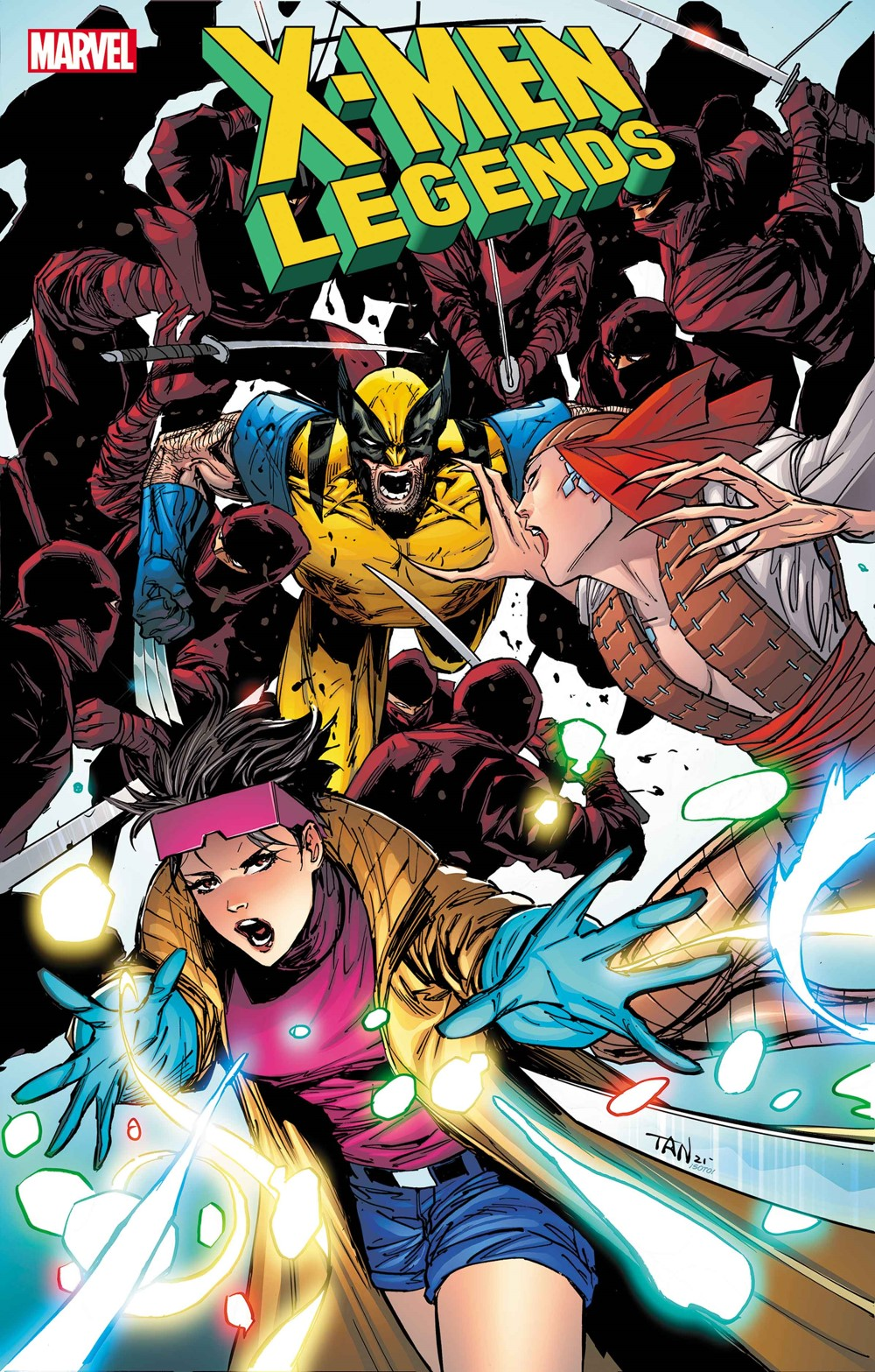 XMLEGENDS2021007_cvr Marvel Comics September 2021 Solicitations
