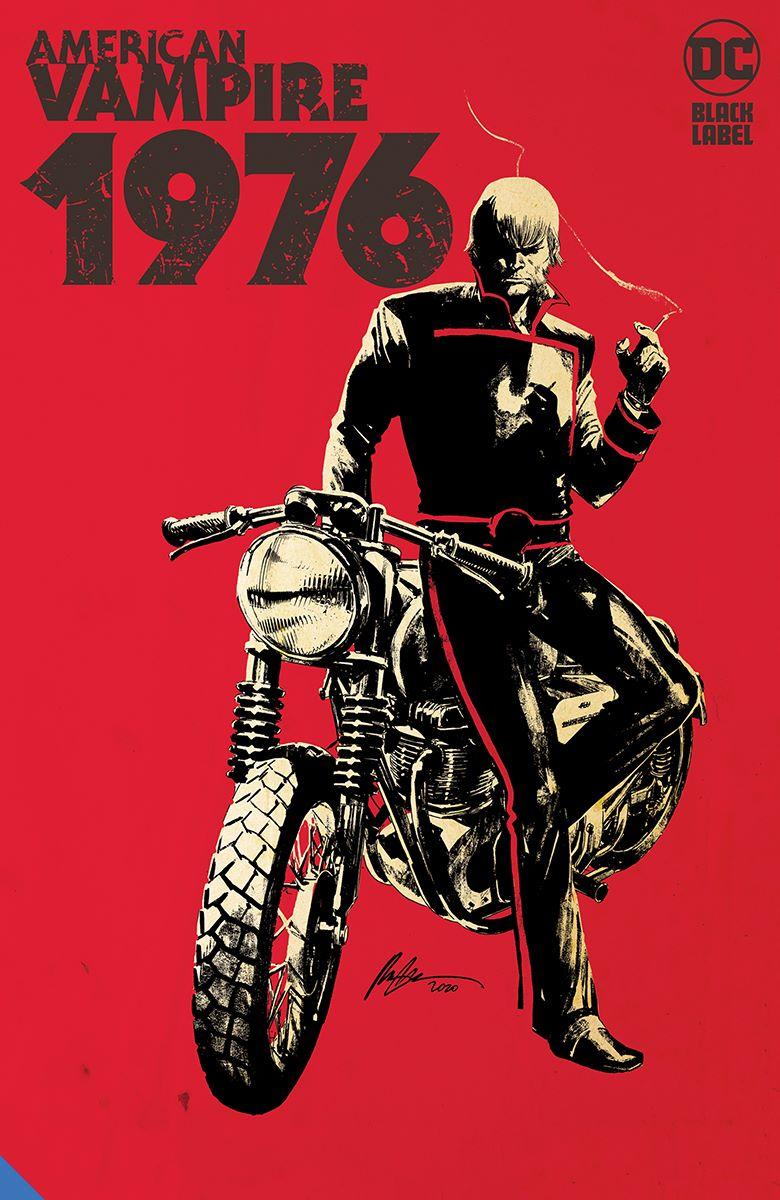 americanvampire1976 DC Comics September 2021 Solicitations