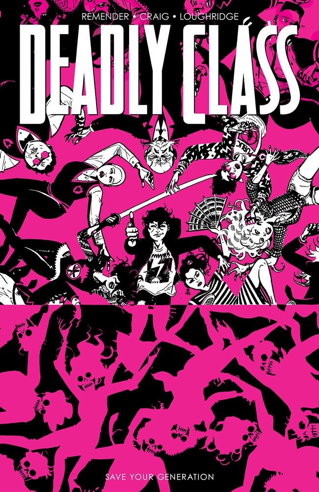 deadlyclass_tp10 Image Comics September 2021 Solicitations