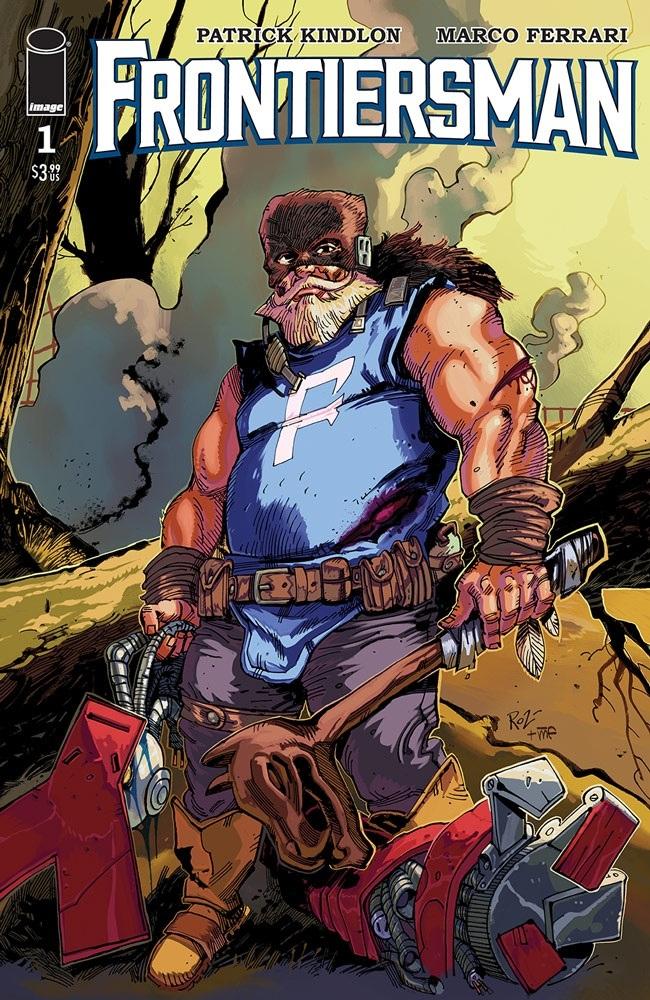 frontiersman_01a Image Comics September 2021 Solicitations