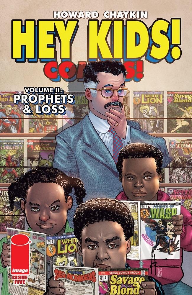 heykids_prophets_05 Image Comics September 2021 Solicitations