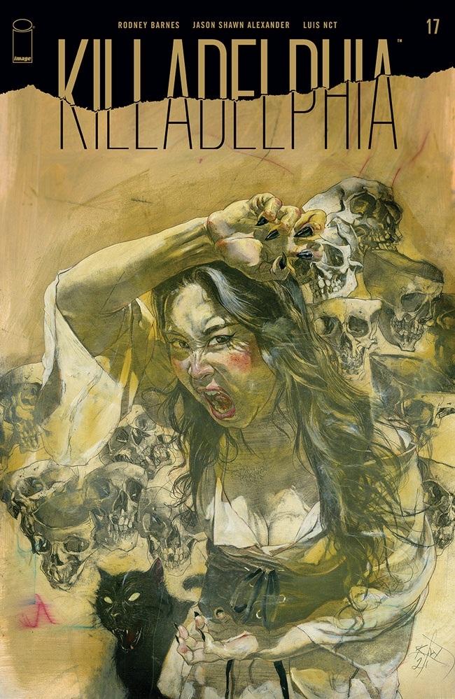 killadelphia_17_cov_b Image Comics September 2021 Solicitations