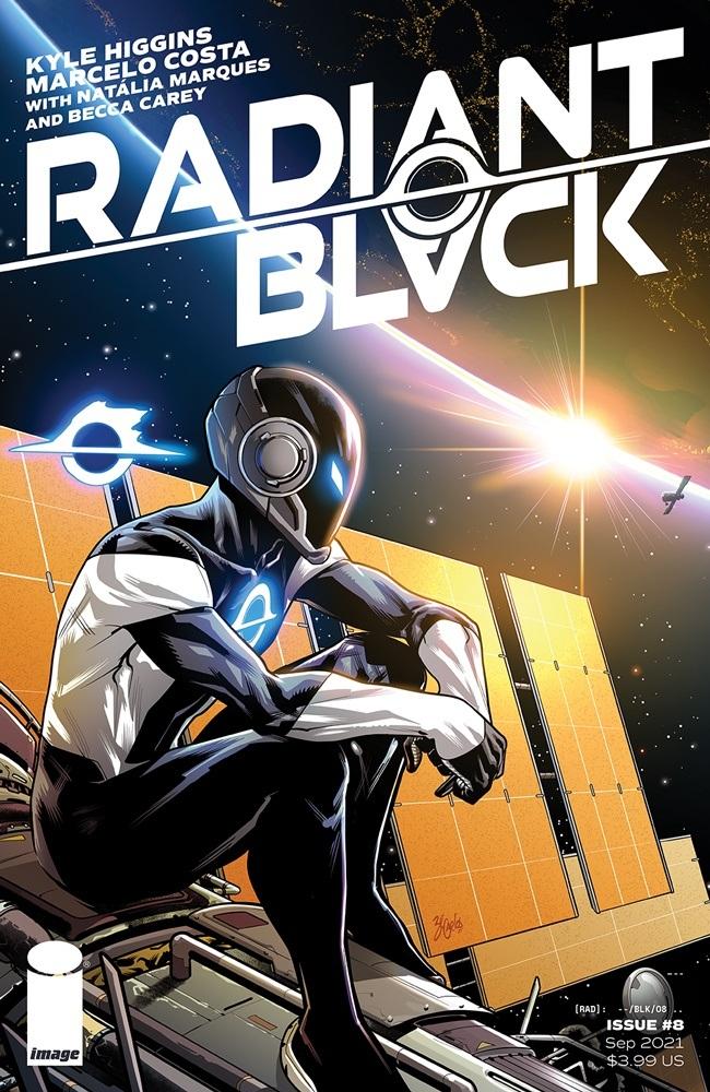 radiantblack_08b Image Comics September 2021 Solicitations