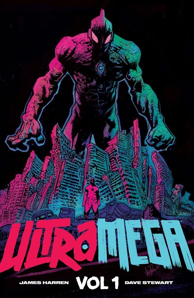 ultramega_tp1 Image Comics September 2021 Solicitations