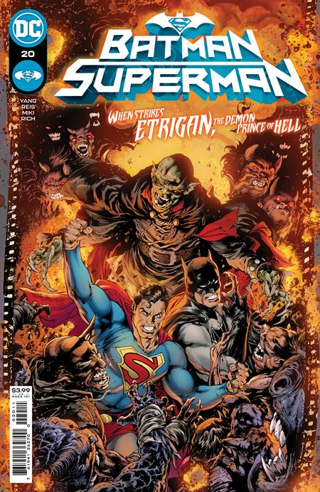 0521DC051 ComicList: DC Comics New Releases for 07/28/2021