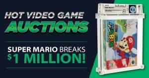 071221C_games-300x157 Super Mario 64 Breaks 1M! Video Game Auction News