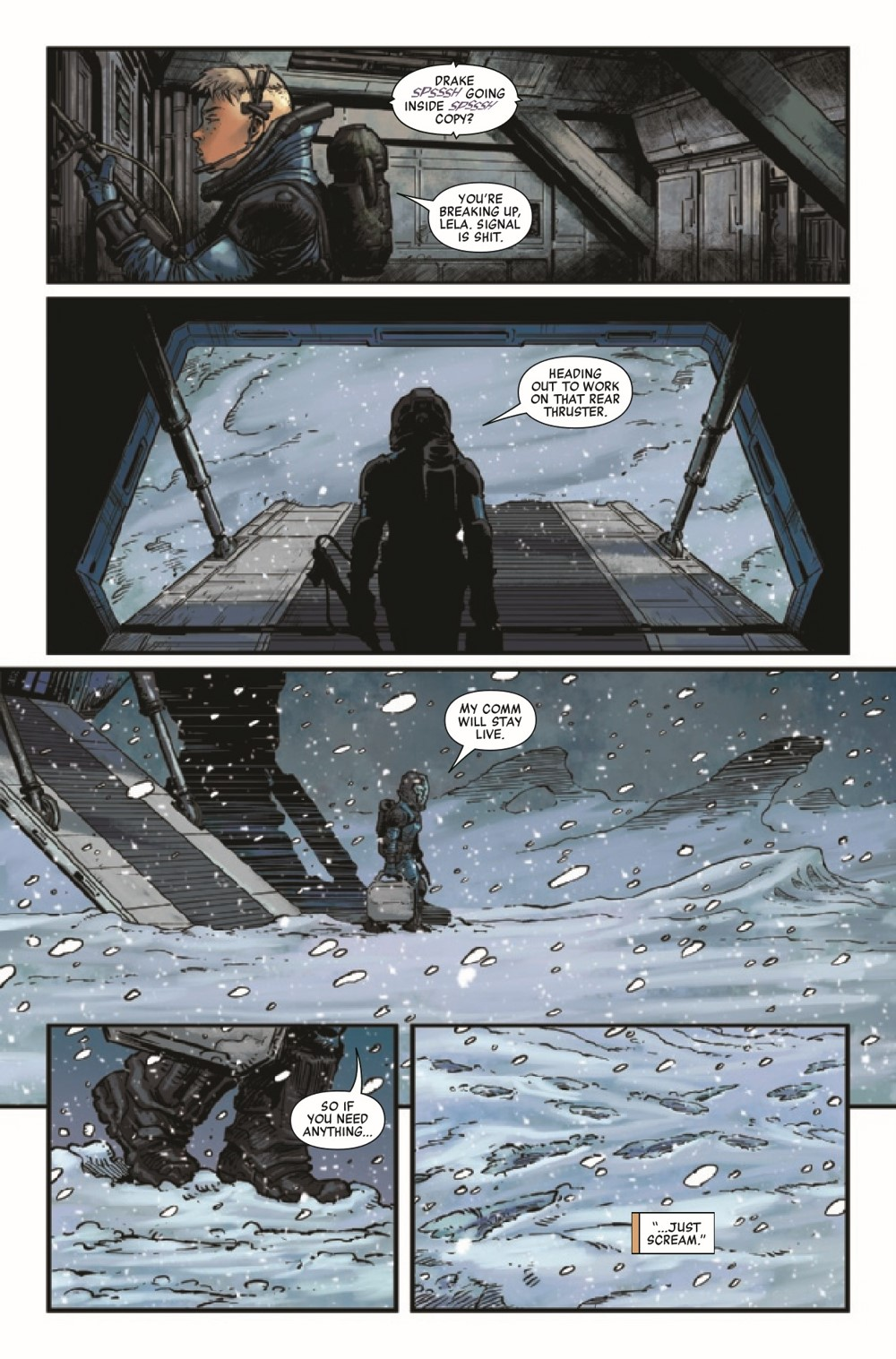 ALIENSAFTERMATH2021001_Preview-5 ComicList Previews: ALIENS AFTERMATH #1