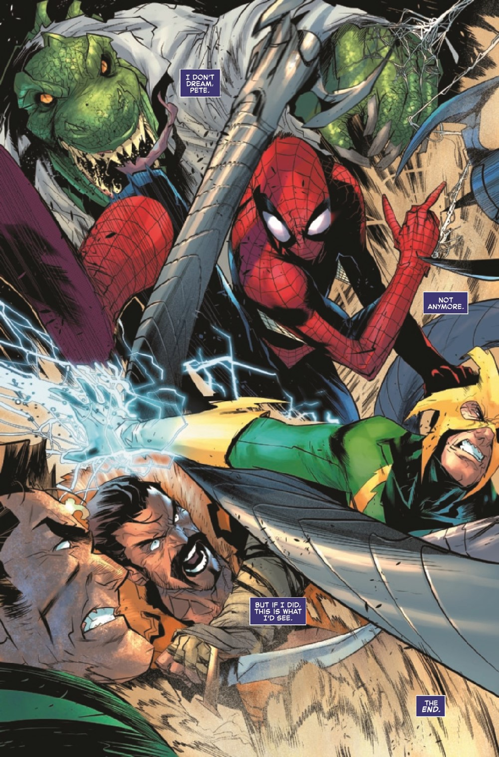 ASM2018071_Preview-3 ComicList Previews: AMAZING SPIDER-MAN #71