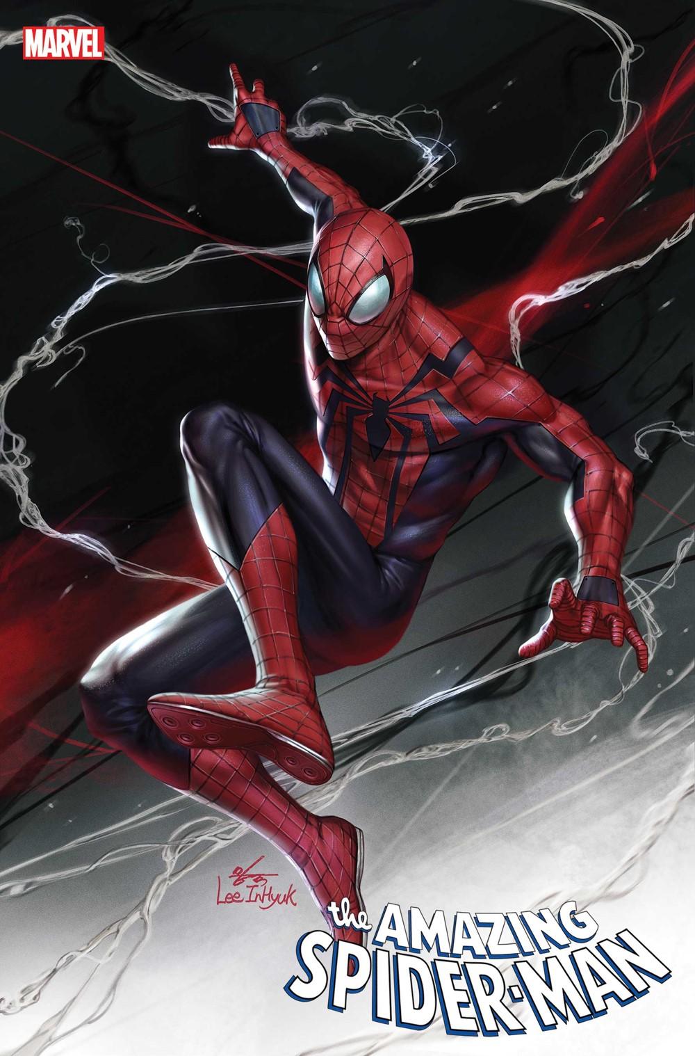 ASM2018075_Lee-var Marvel Comics October 2021 Solicitations