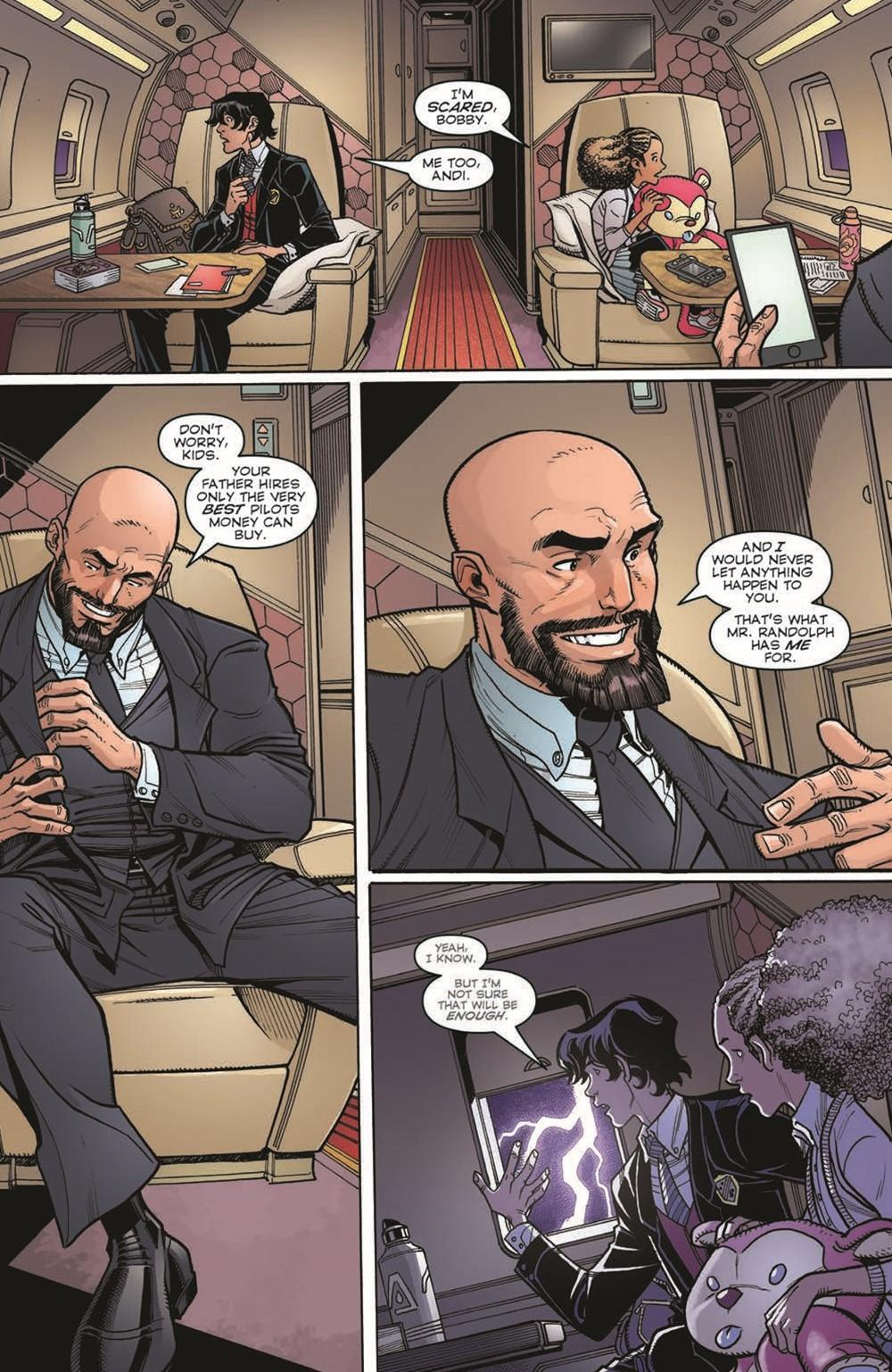 BERMUDA_01-pr-4 ComicList Previews: BERMUDA #1 (OF 4)