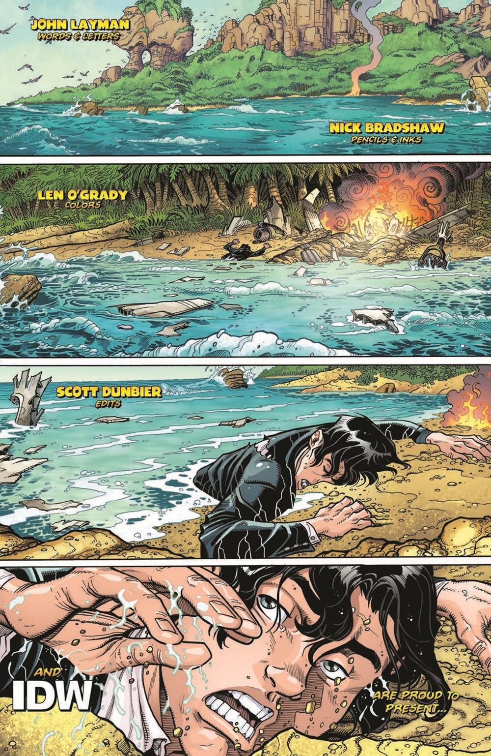BERMUDA_01-pr-6 ComicList Previews: BERMUDA #1 (OF 4)