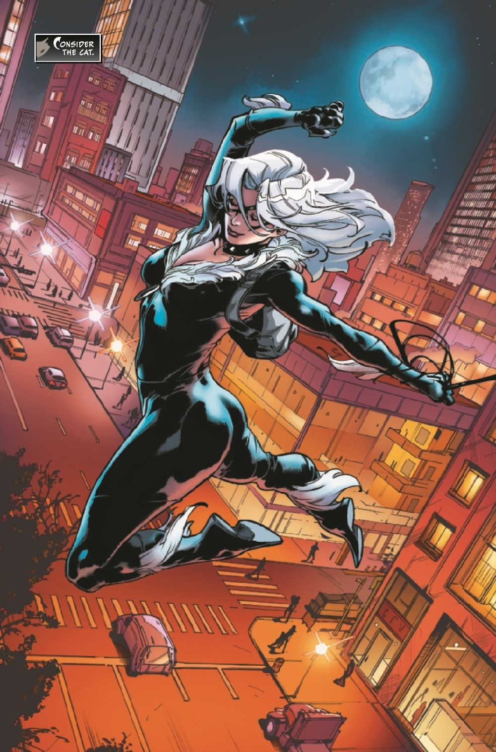 BLACKCAT2020008_Preview-3 ComicList Previews: BLACK CAT #8