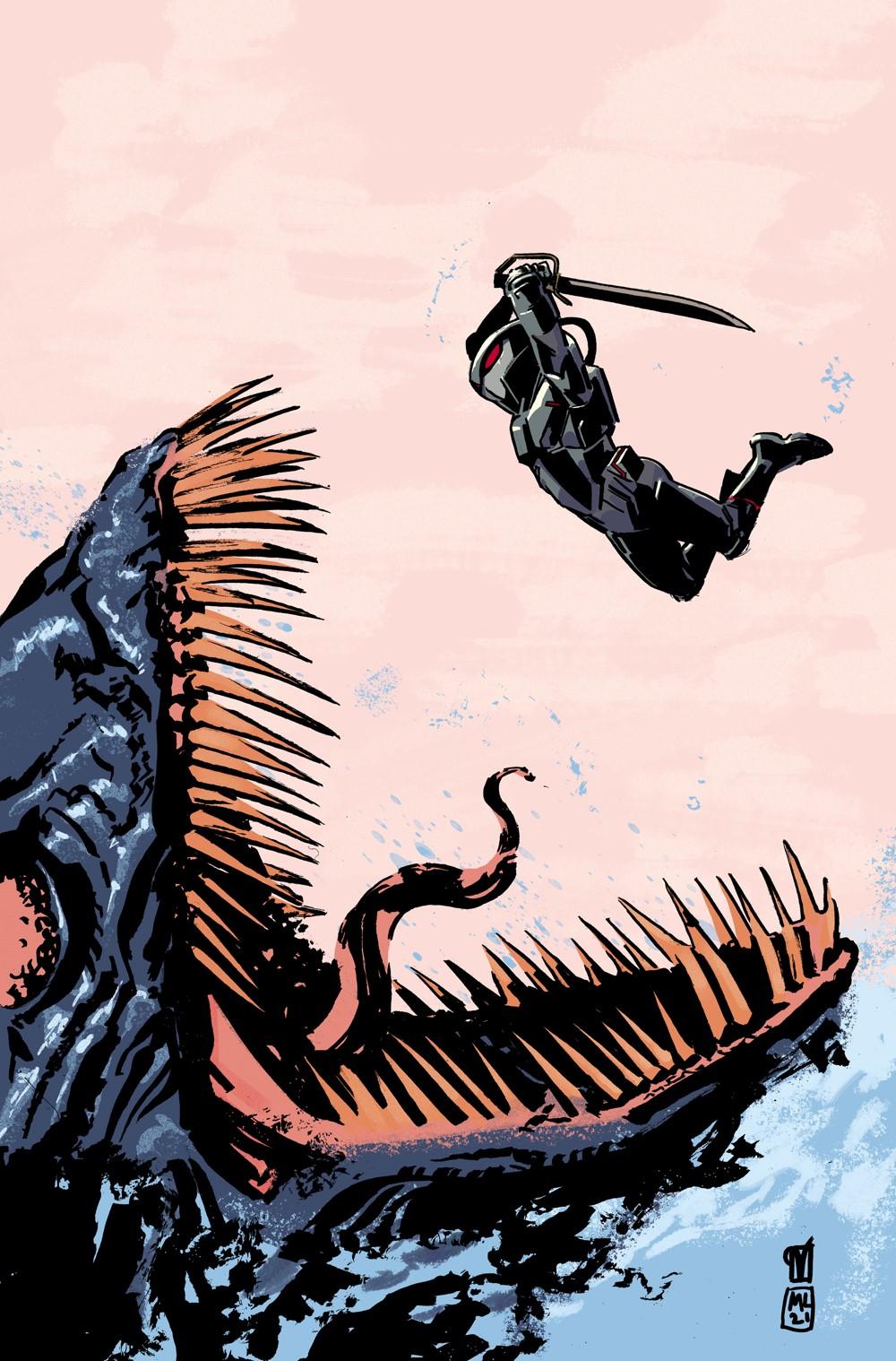 BLACKMANTA002_Temp DC Comics October 2021 Solicitations