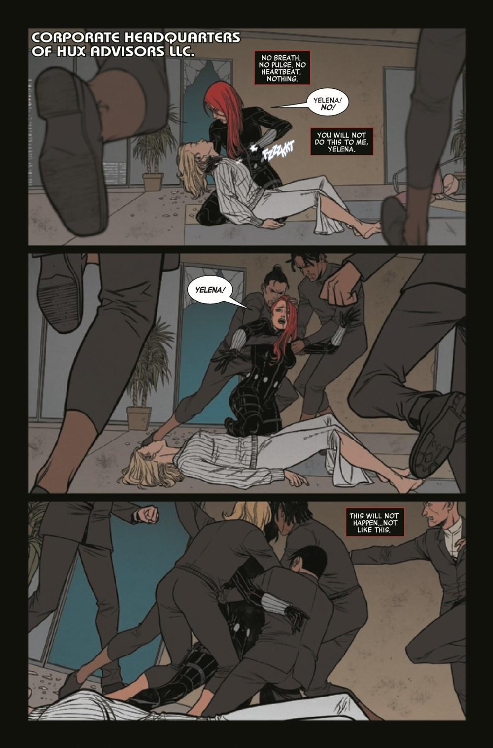 BLAW2020009_Preview-3 ComicList Previews: BLACK WIDOW #9
