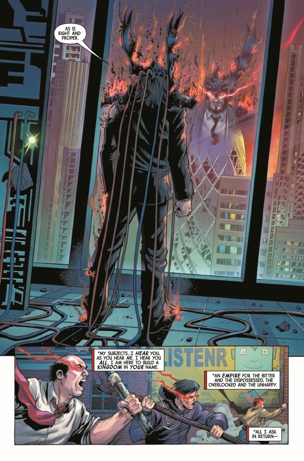 BLKKNGHTCURSE2021005_Preview-3 ComicList Previews: BLACK KNIGHT CURSE OF THE EBONY BLADE #5 (OF 5)