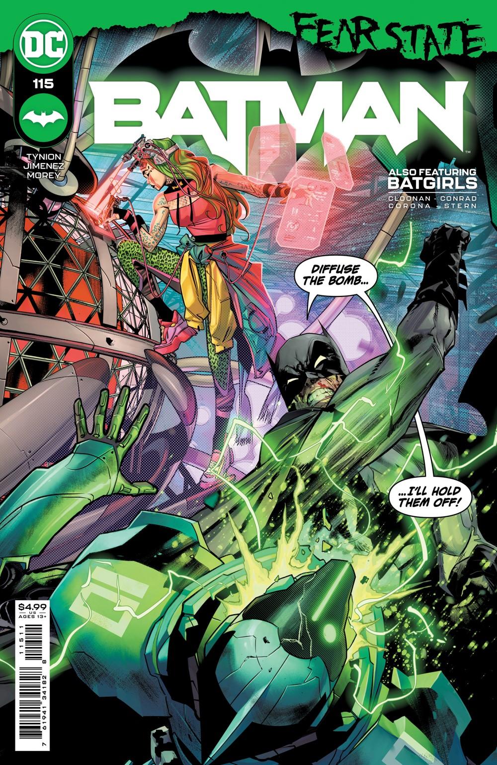 BM_Cv115_11511 DC Comics October 2021 Solicitations