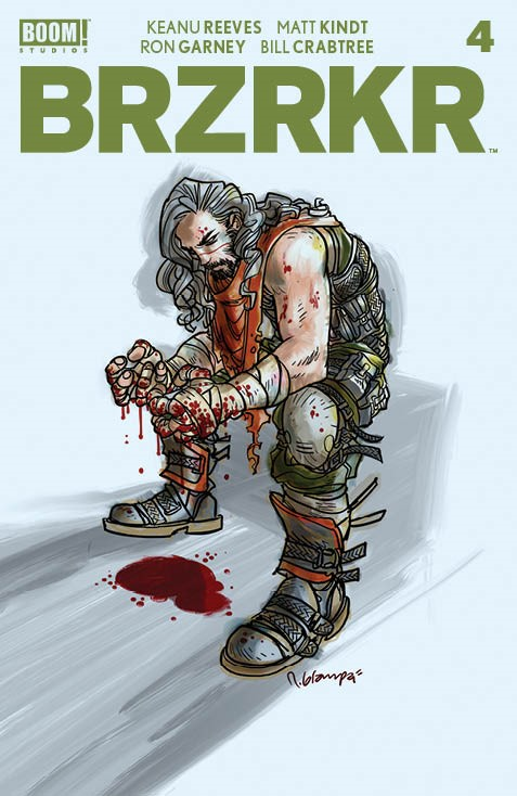 BRZRKR_004_Cover_A_Main ComicList: BOOM! Studios New Releases for 07/28/2021