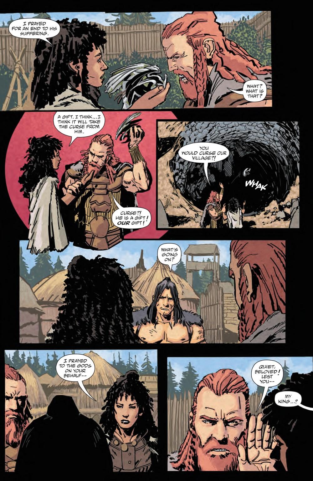 BRZRKR_004_PRESS_5 ComicList Previews: BRZRKR #4 (OF 12)