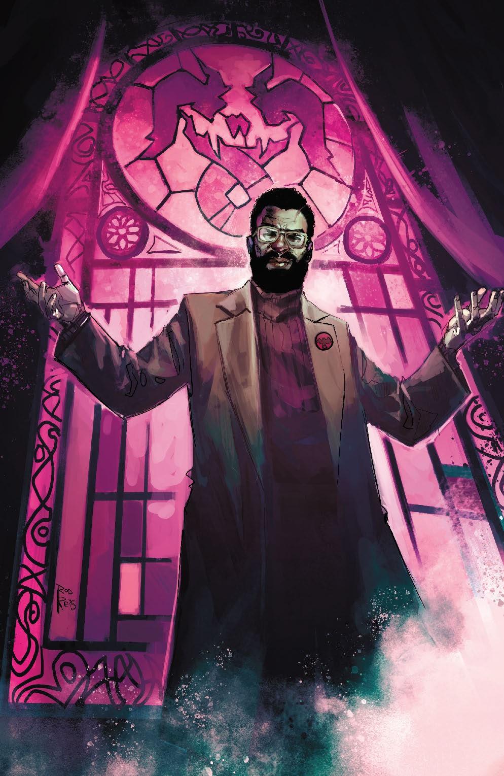 Basilisk_003_Cover_D_Variant ComicList: BOOM! Studios New Releases for 08/04/2021