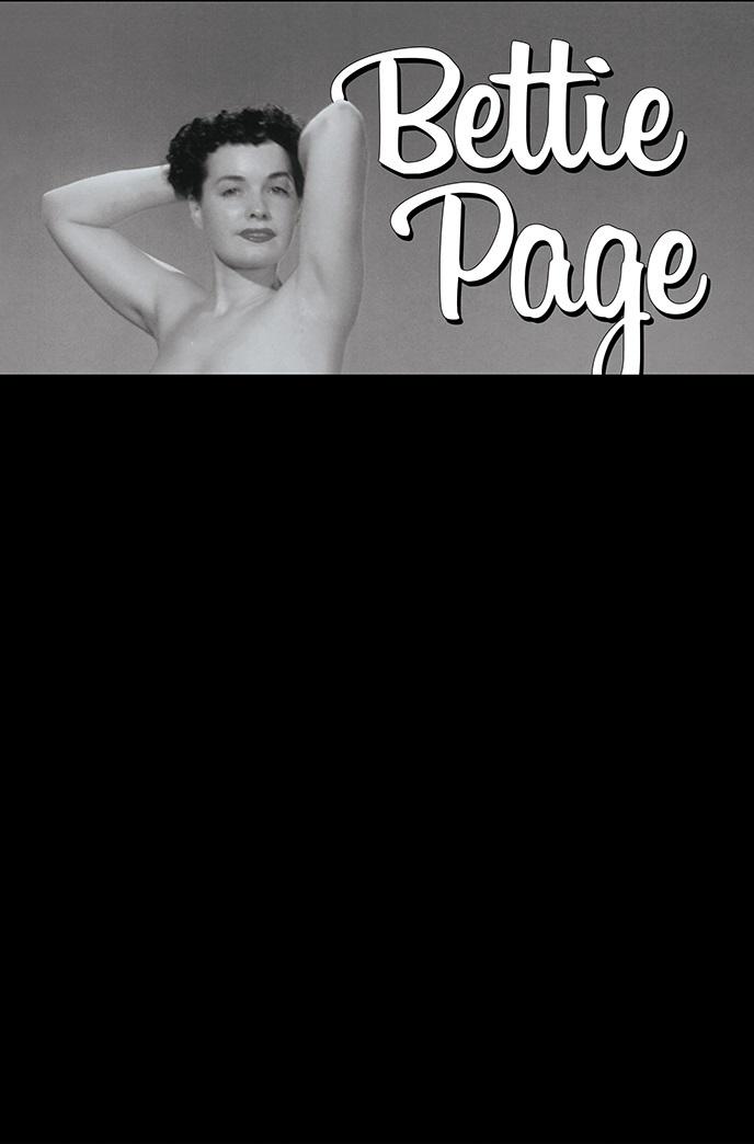 BettiePage2021-005-05091-I-BlackBag-Censored Dynamite Entertainment October 2021 Solicitations