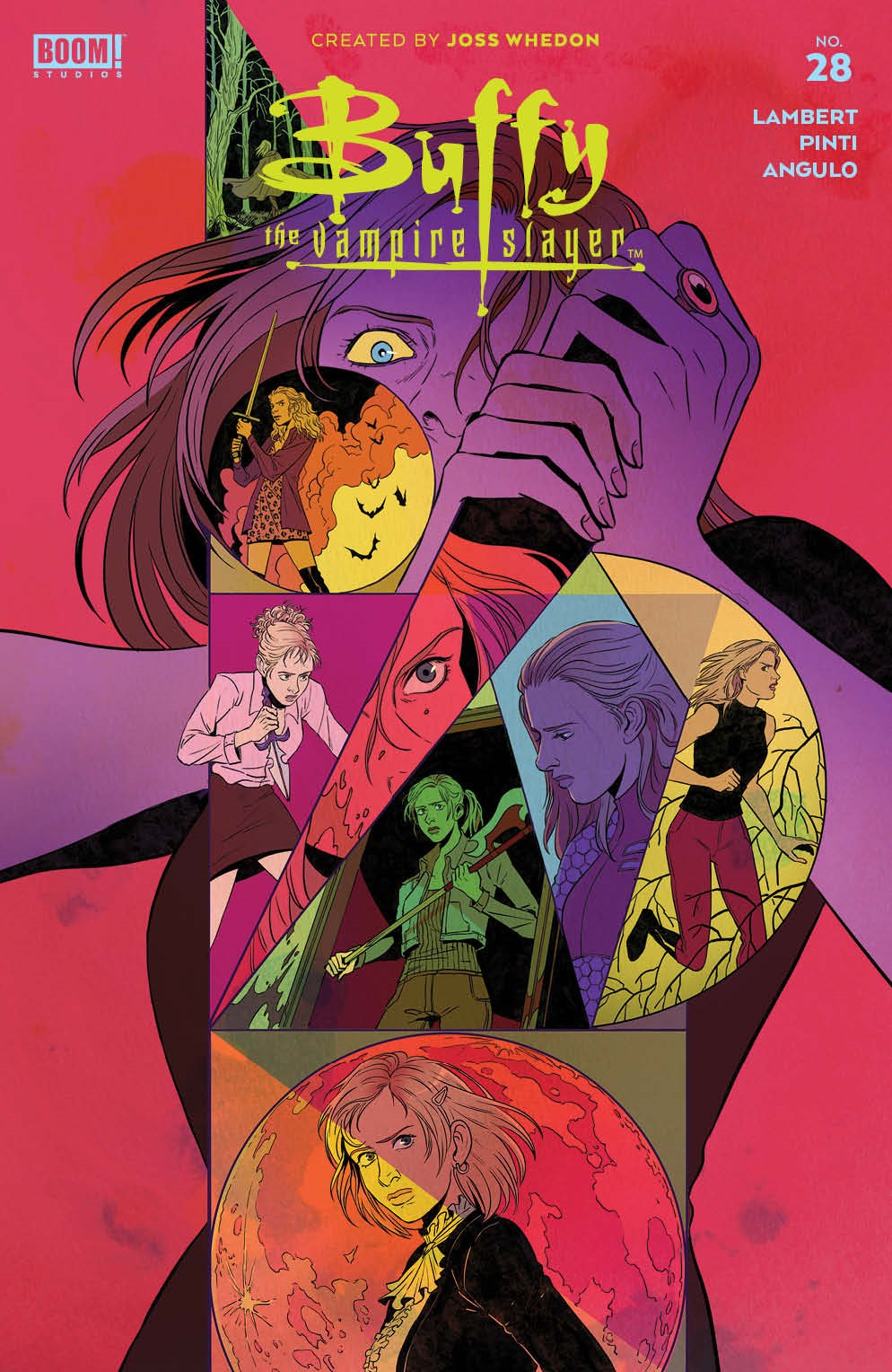 Buffy_028_Cover_D_Variant ComicList Previews: BUFFY THE VAMPIRE SLAYER #28