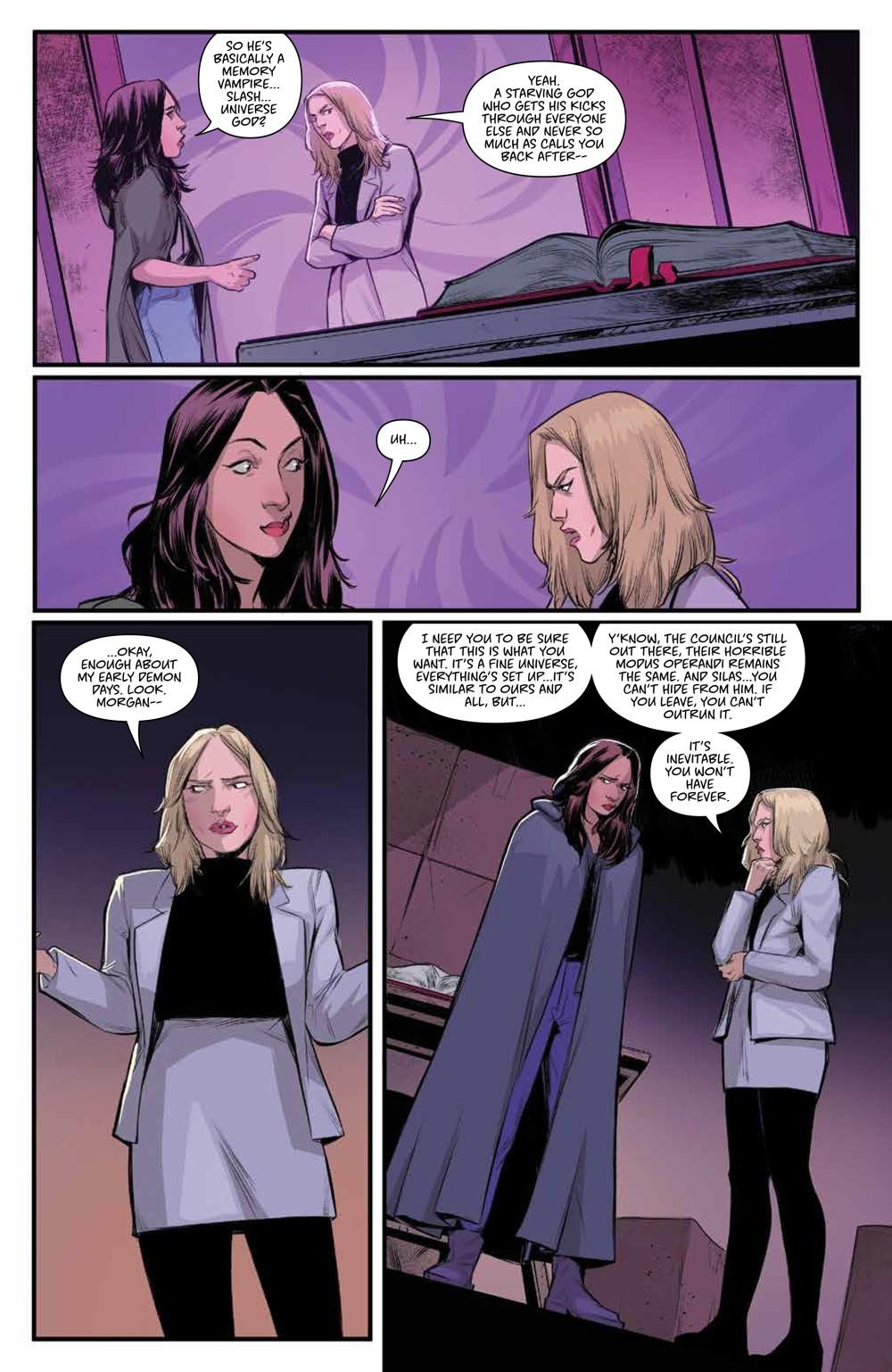 Buffy_028_PRESS_8 ComicList Previews: BUFFY THE VAMPIRE SLAYER #28