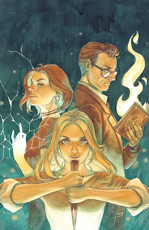 Buffy_030_Cover_A_Main BOOM! Studios October 2021 Solicitations