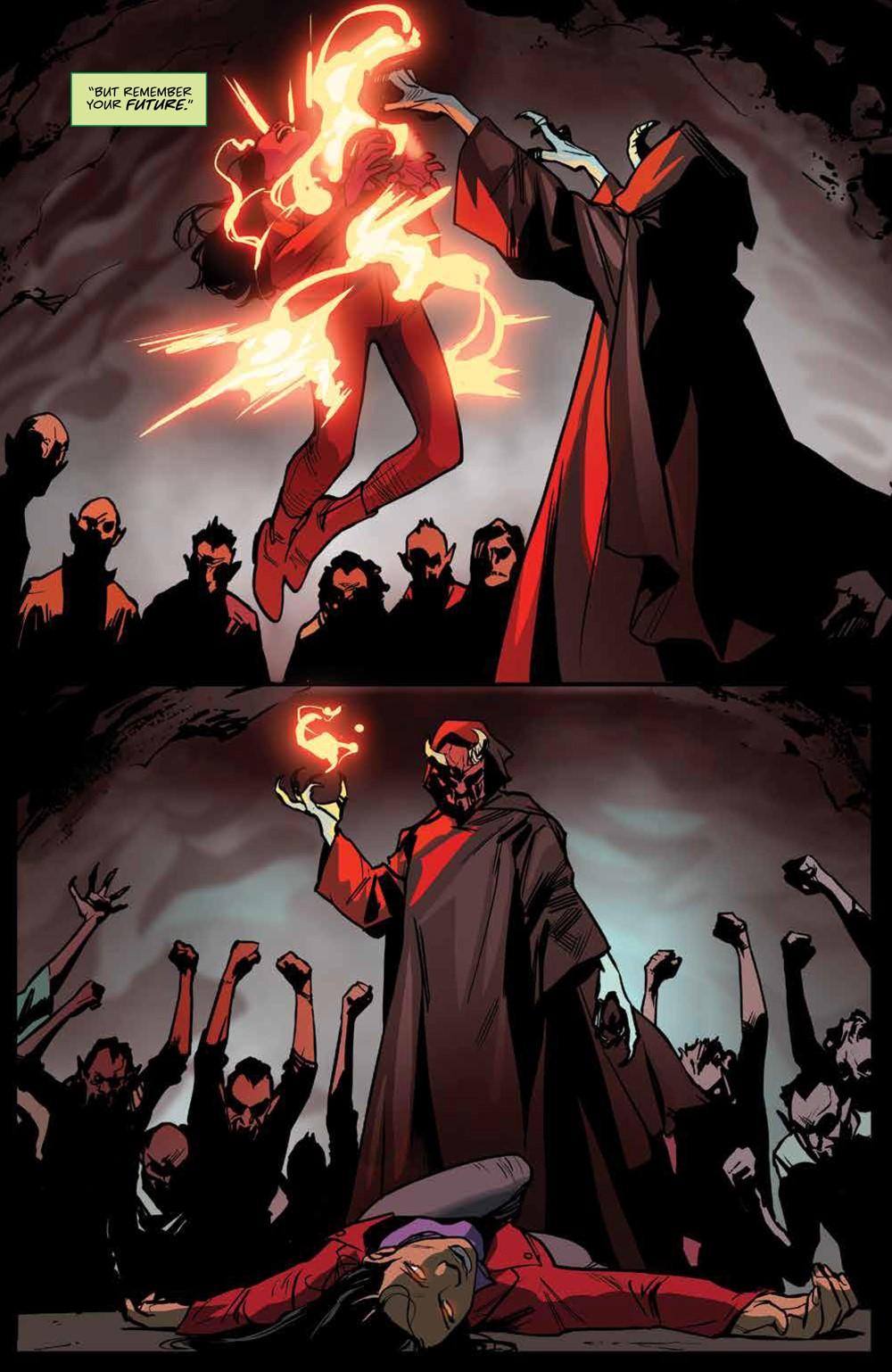 Buffy_v6_SC_PRESS_22 ComicList Previews: BUFFY THE VAMPIRE SLAYER VOLUME 6 SECRETS OF THE SLAYER TP