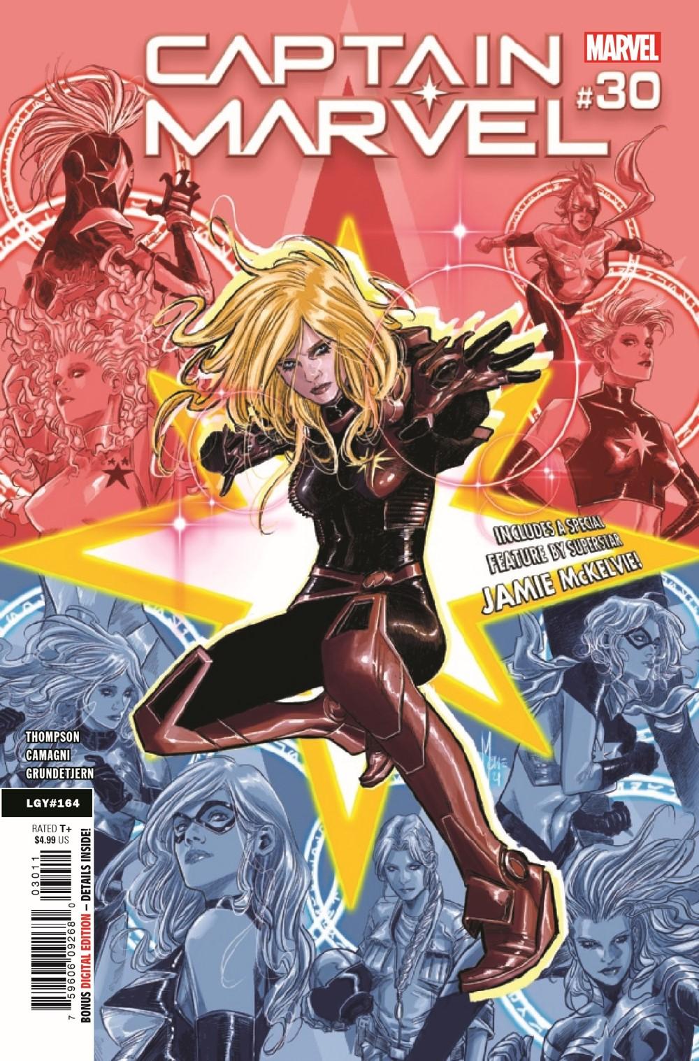 CAPMARV2019030_Preview-1 ComicList Previews: CAPTAIN MARVEL #30