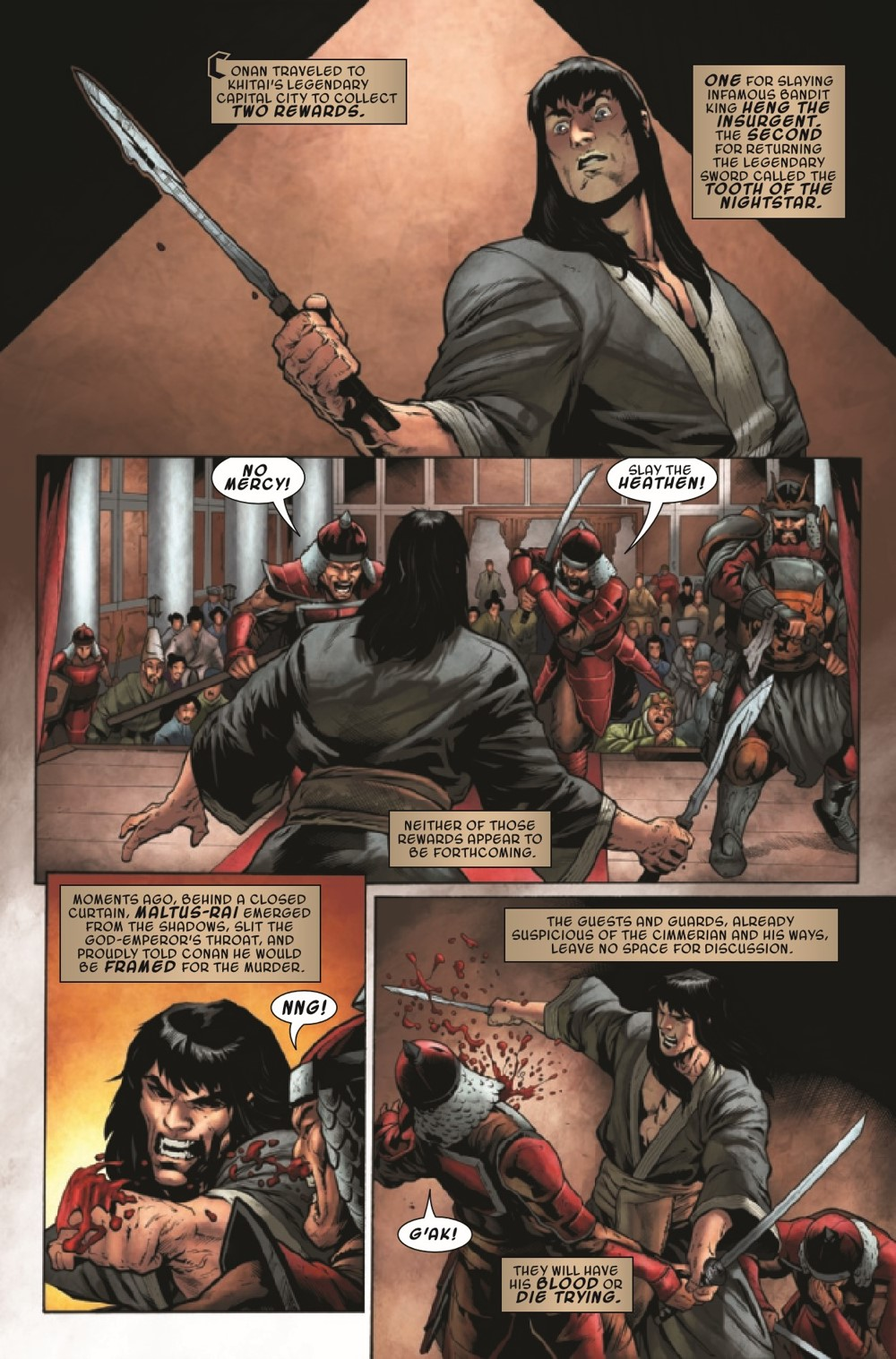CONANBARB2019023_Preview-3 ComicList Previews: CONAN THE BARBARIAN #23