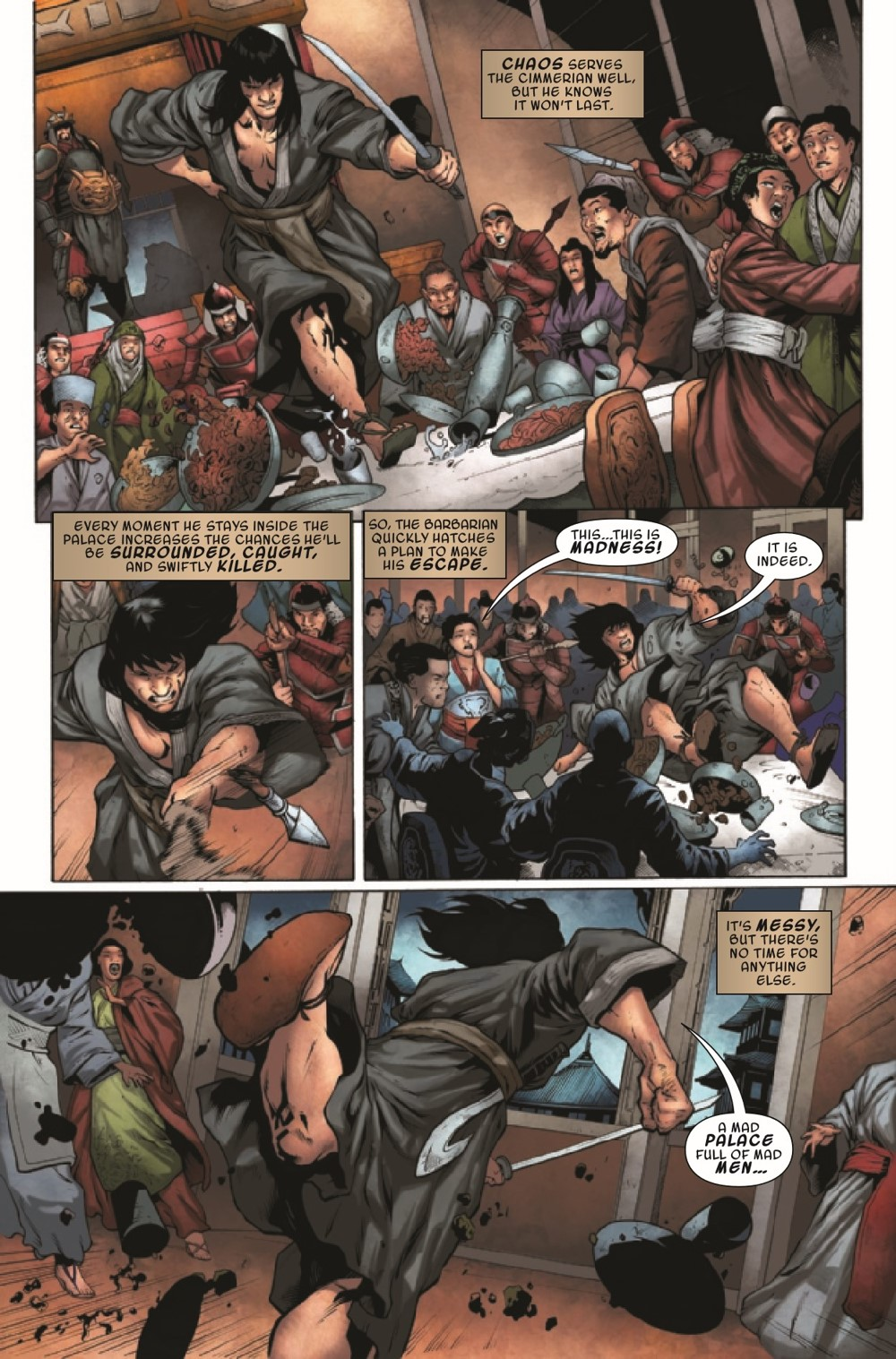 CONANBARB2019023_Preview-4 ComicList Previews: CONAN THE BARBARIAN #23