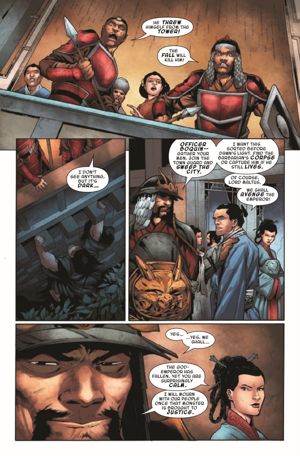CONANBARB2019023_Preview-6 ComicList Previews: CONAN THE BARBARIAN #23