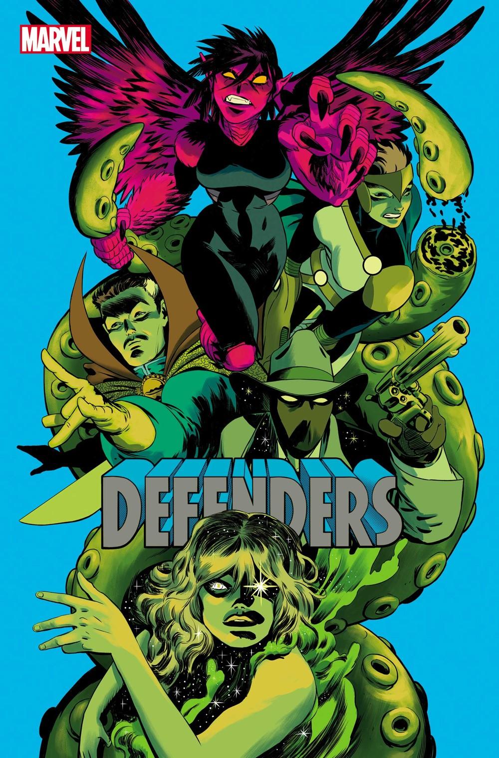 DEFENDERS2021003_cvr Marvel Comics October 2021 Solicitations