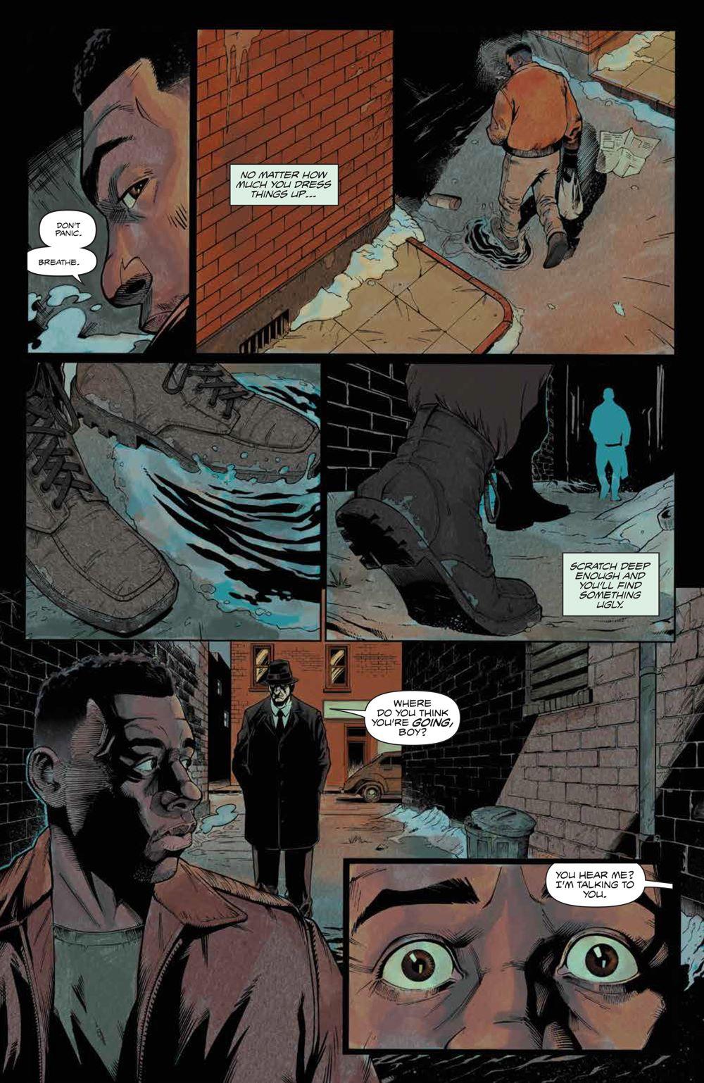DarkBlood_001_PRESS_5 ComicList Previews: DARK BLOOD #1 (OF 6)