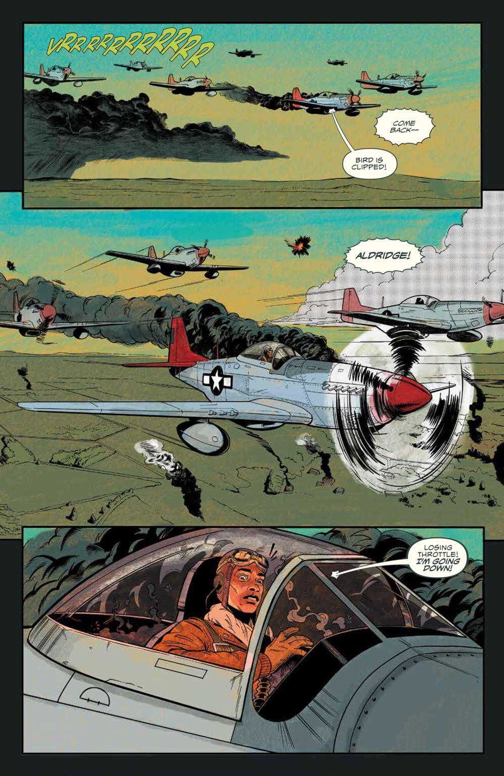 DarkBlood_001_PRESS_7 ComicList Previews: DARK BLOOD #1 (OF 6)
