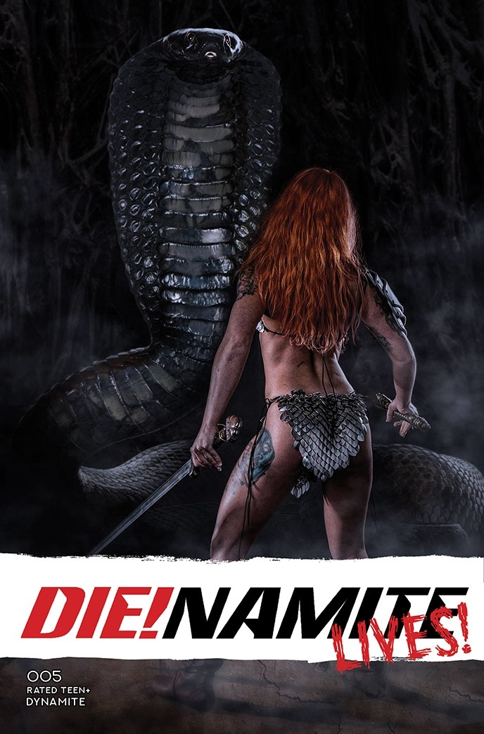 DienamiteLives-05-05051-E-Cosplay Dynamite Entertainment October 2021 Solicitations