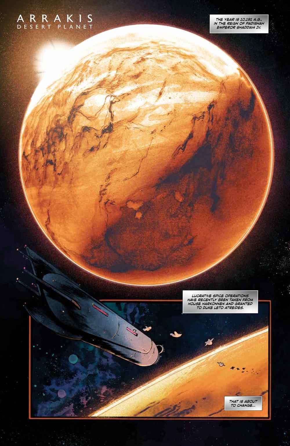 Dune_BloodSardaukar_001_PRESS_3 ComicList Previews: DUNE BLOOD OF THE SARDAUKAR #1