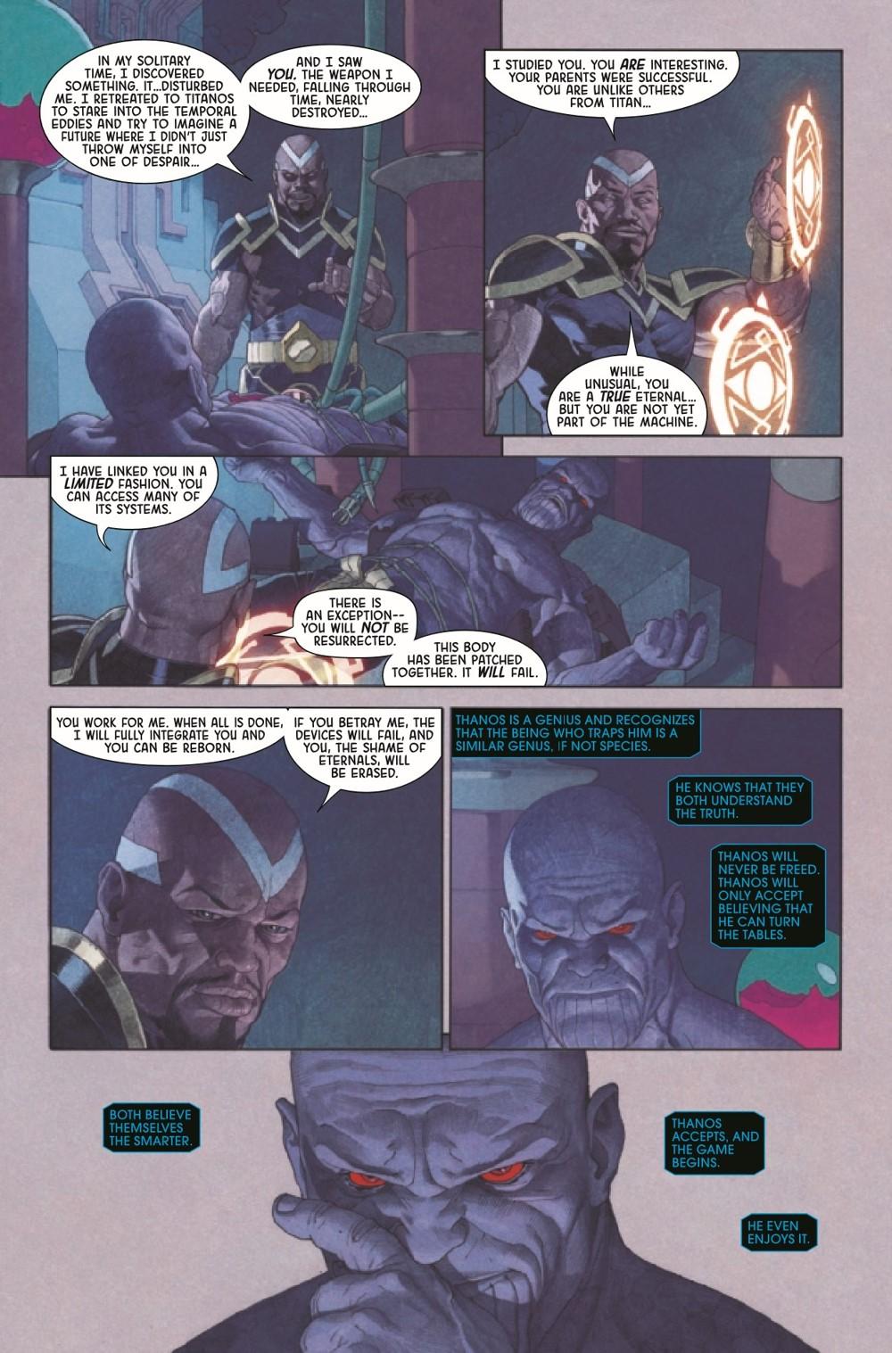 ETRNLS2021006_Preview-4 ComicList Previews: ETERNALS #6