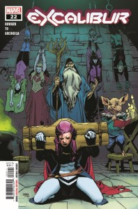 EXCAL2019022_Preview-1-198x300 ComicList Previews: EXCALIBUR #22